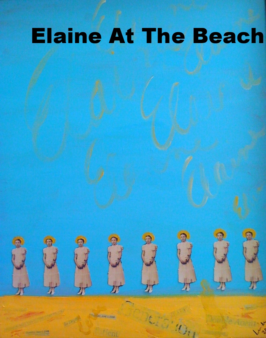Elaine At The Beach - NFS