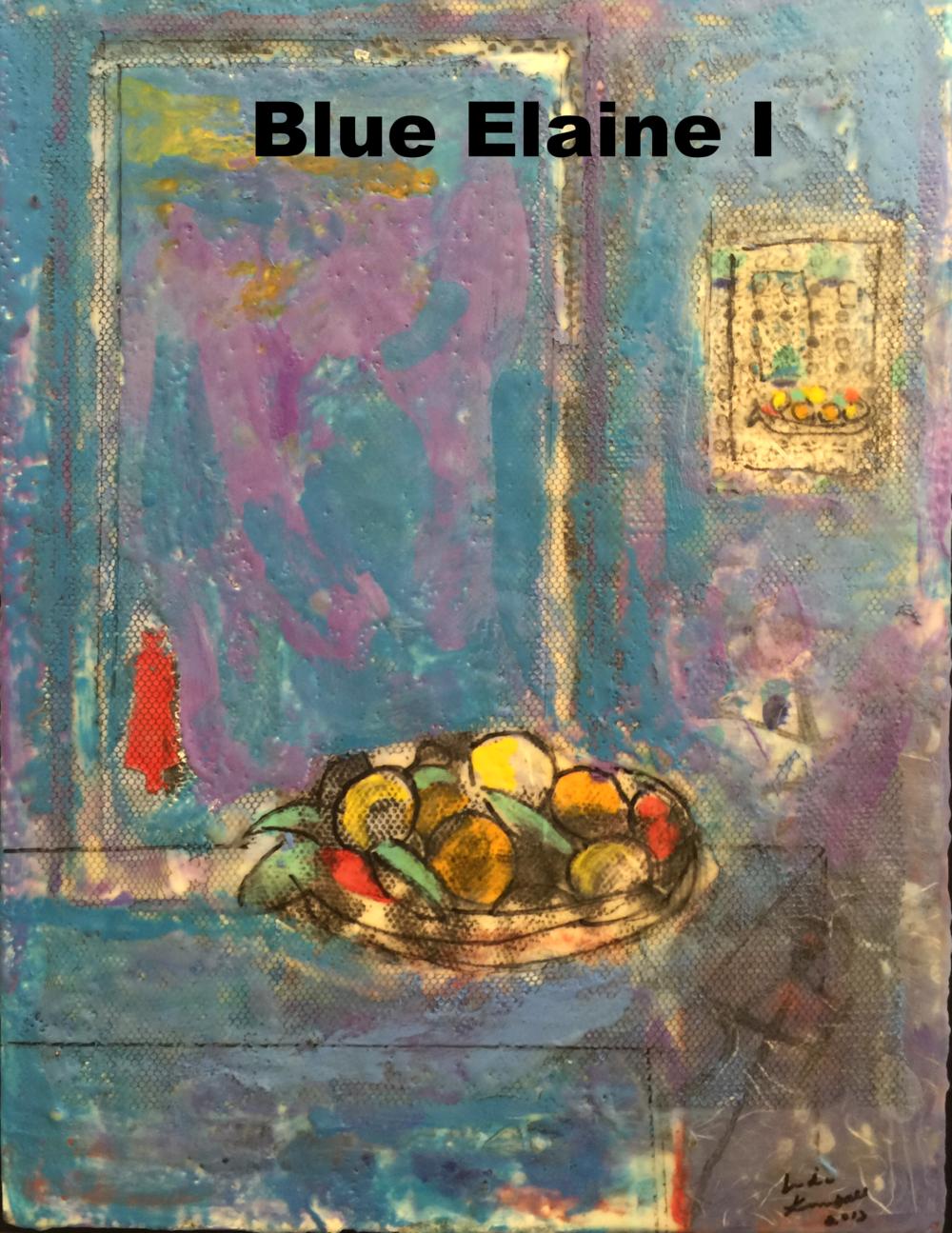 Blue Elaine I