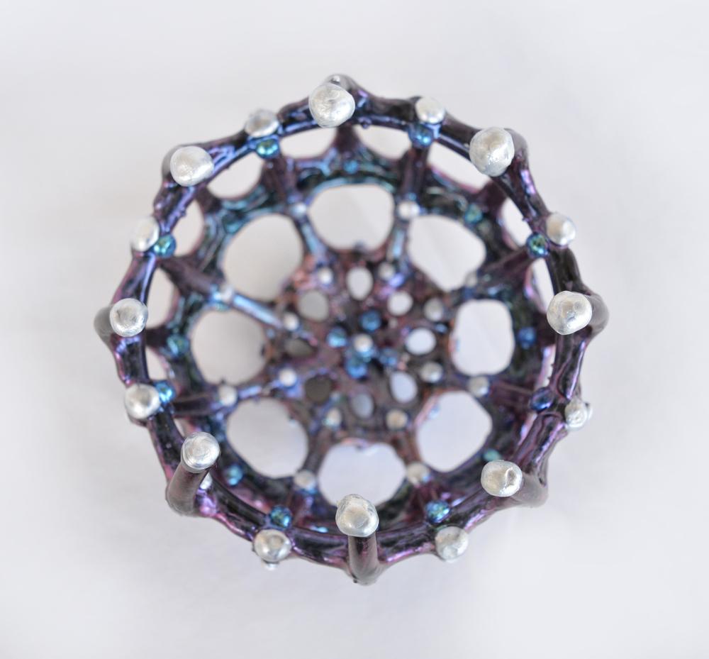 Coral Mandala inside