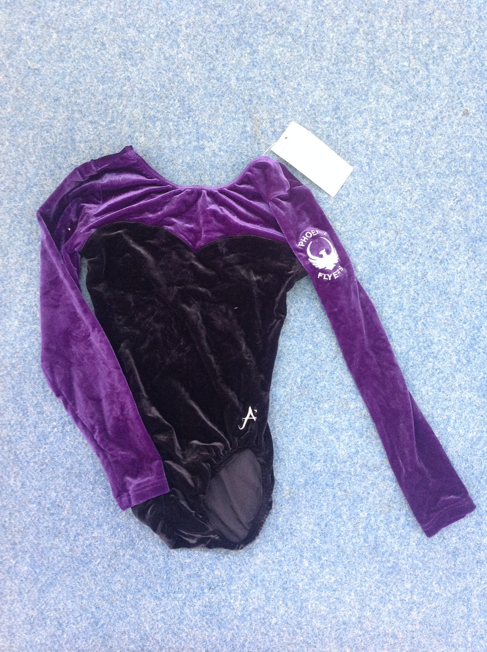 Phoenix Flyers Club (girls) leotard