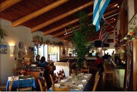 Taverna Tony's Malibu Country Mart