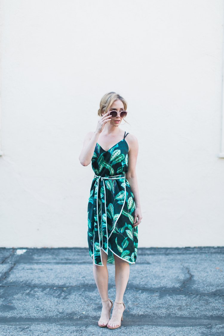 679794773 WEEKEND, I SEE YOU!! Vacation dreaming in this GREEN dress! ps ...