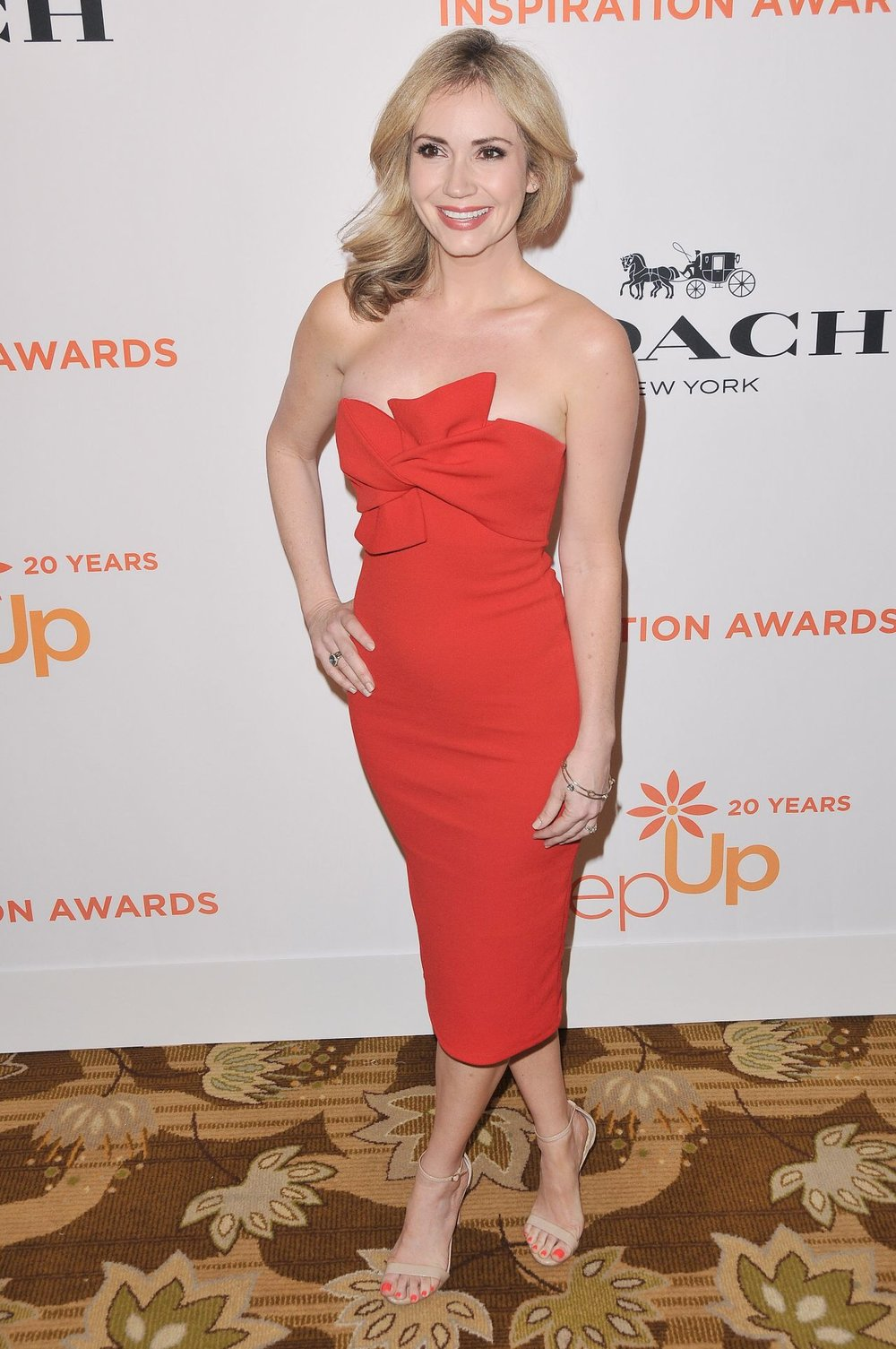 stepup carpet red dress.JPG