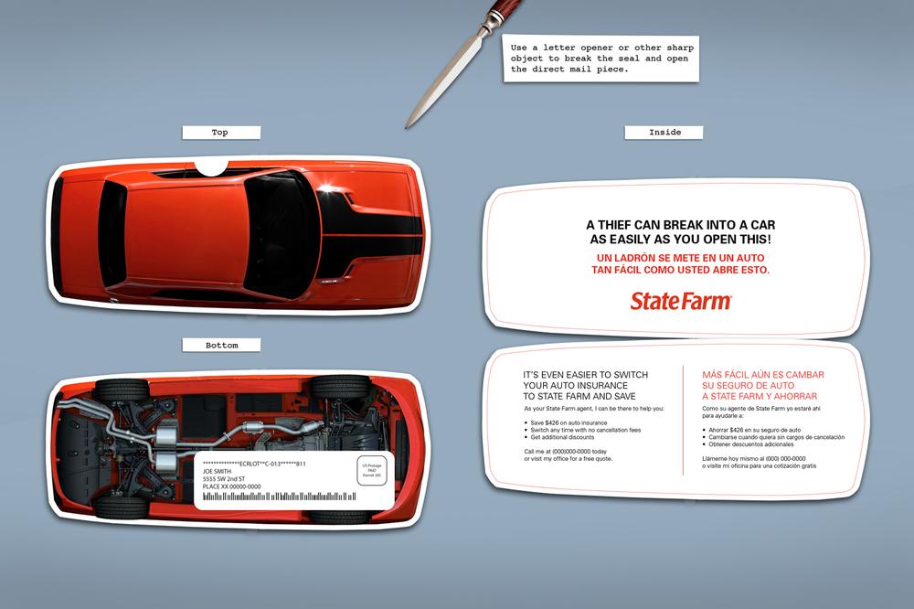 State Farm Quote Car Stunning State Farm  Nhn Creative