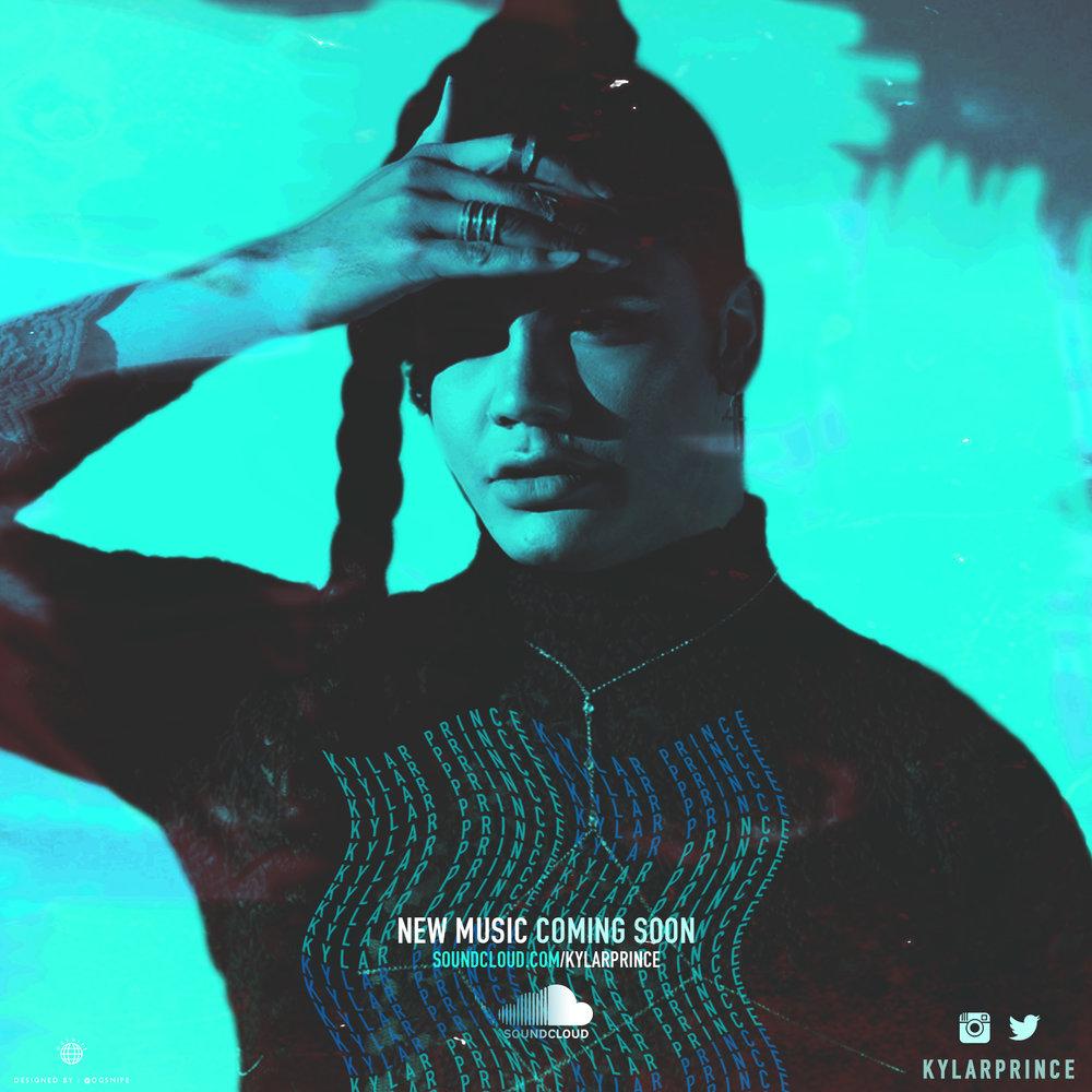 Kylar Prince    Artist / Creative Specialist     @kylarprince
