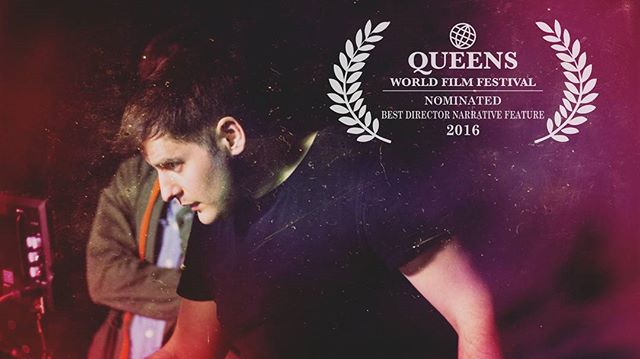 @williamcusick is nominated for best #director at the #queensworldfilmfestival  see it this friday #nyc @movingimagenyc with the #filmmaker  #indiefilm #independentfilm #animation #vfx #surreal #cinematography #glitch #sfx #reality_manipulation  #portrait  #trippy #mextures #film #edm #music #comedy #popmeetsthevoid