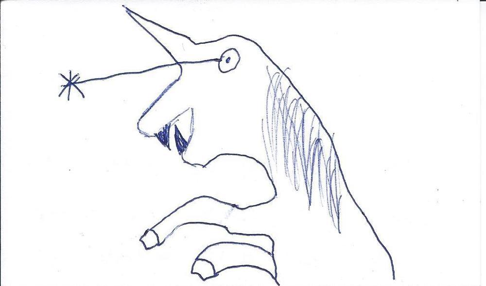 Unicorn in Full Attack Mode