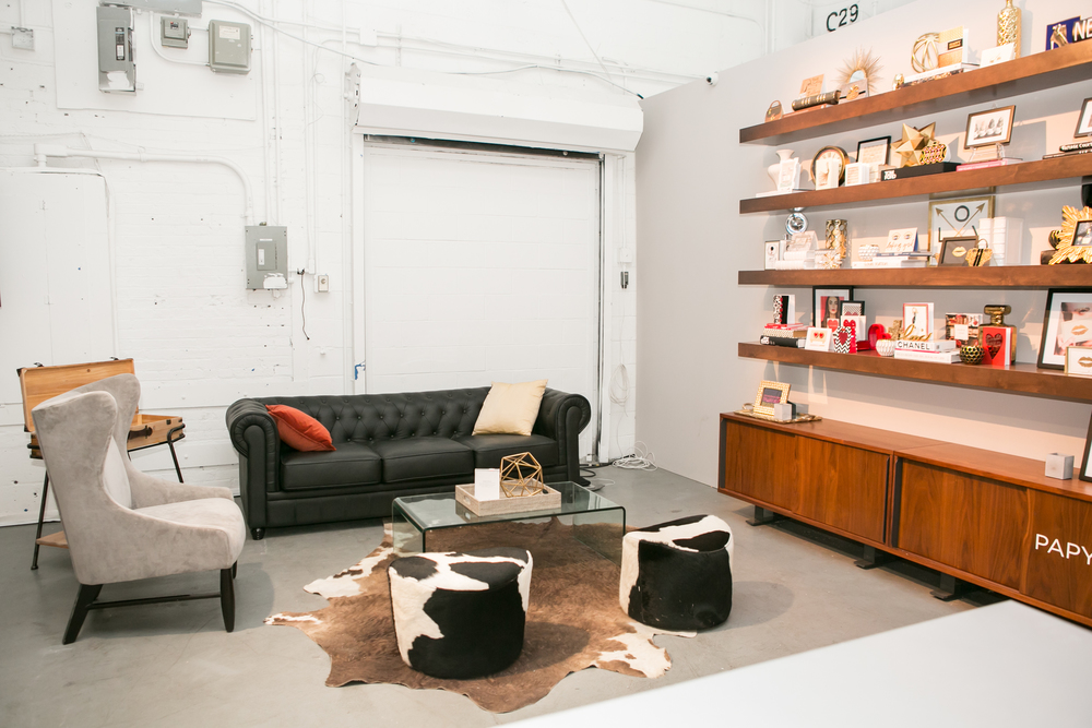 Western Industrial Inspiration Using All of STAGED Products