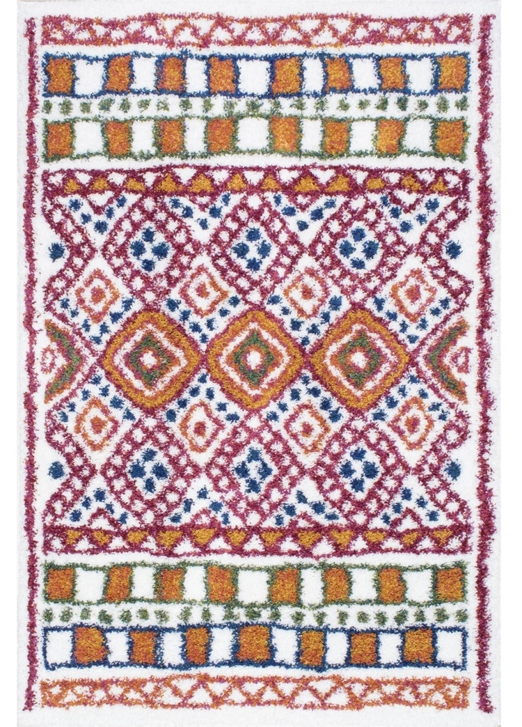 MULTICOLORED ELEONORE RUG