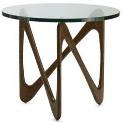 BEACHWOOD SIDE TABLE