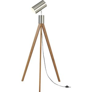 OUTER SPACE FLOOR LAMP — STAGED