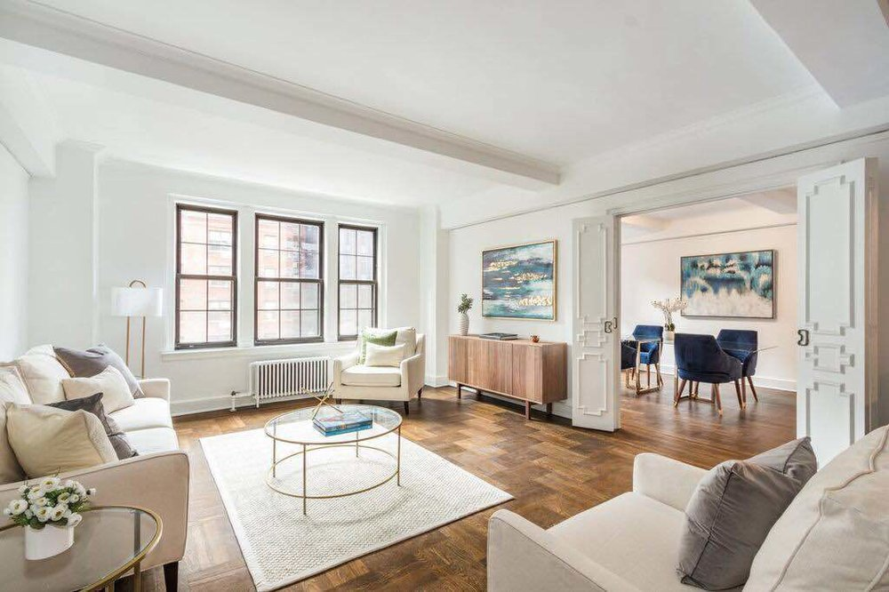 UPPER EAST SIDE FIXER UPPER -