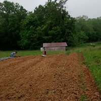 Planting at Fox Run Environmental Education Center - Photo by Ame Vanorio