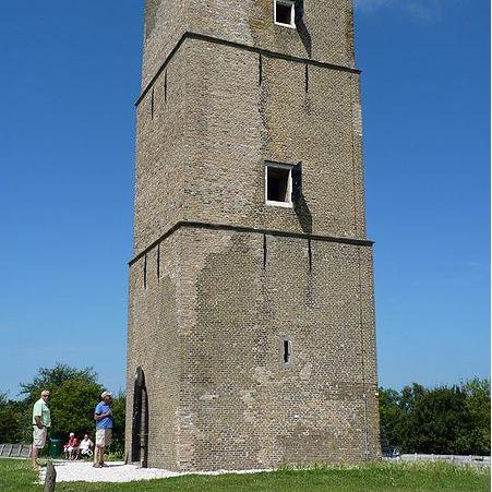 Stenen Baak, Oostvoorne   Bouwjaar:    1630   Bouwtype:  Toren  Functie:  Vuurtoren