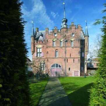 Maarten van Rossemhuis, Zaltbommel   Bouwjaar:   1535  Gebruiksvorm: Museum  Bouwtype: Stadskasteel