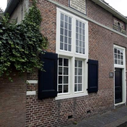 Spaanse Huis, Naarden   Bouwjaar: Late middeleeuwen  Gebruiksfunctie: Stadhuis, Museum  Gebruiksvorm:  Museum