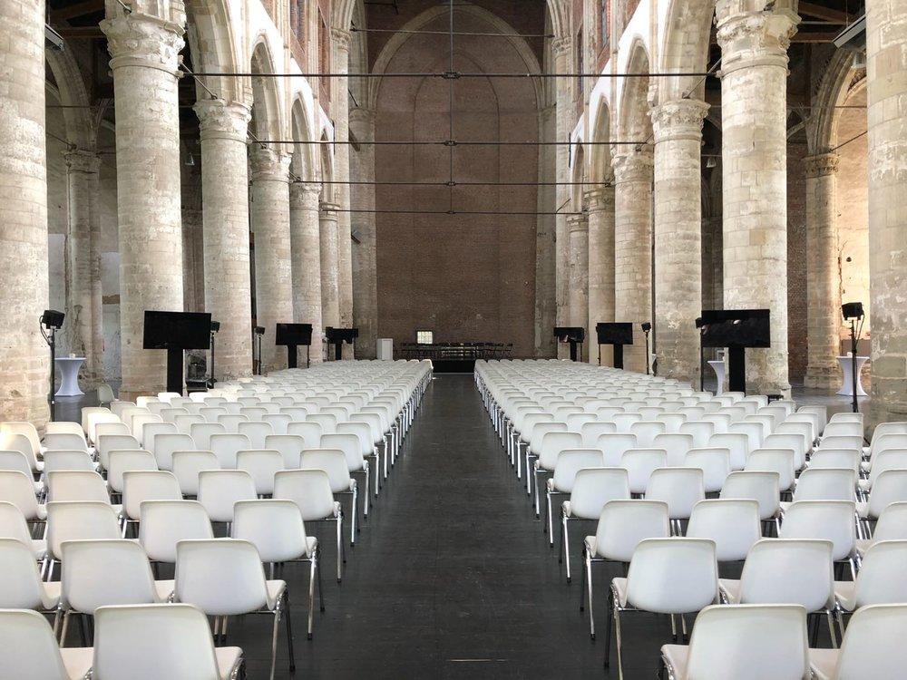 cultuurpodium veere - De grote kerk Veere wordt een cultuurpodium.