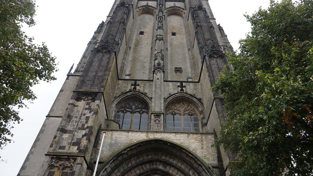 restauratie zierikzee - PZC schreef een artikel over de aankomende restauratie van de zuid- en westgevel van de 'Dikke Toren'.