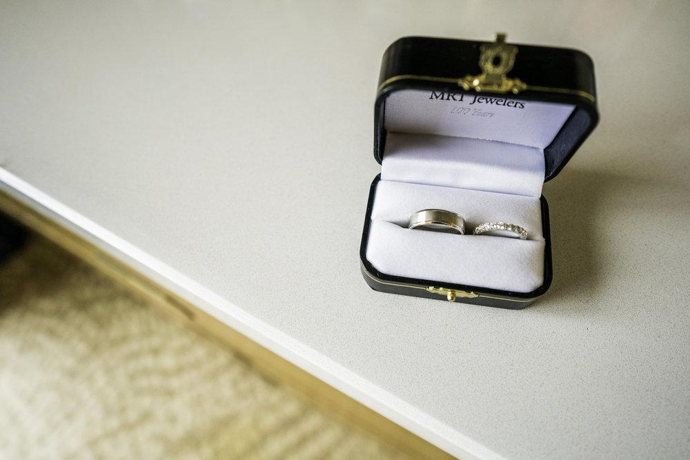 newport wedding rings