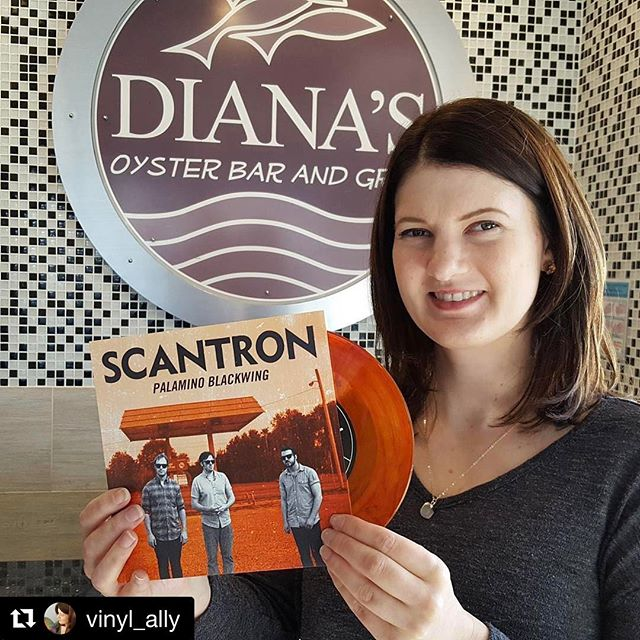 Thanks to @vinyl_ally for the kind words and support! 💊💊💊 #Repost @vinyl_ally with @repostapp ・・・ I was once again a guest on the latest episode of the YouTube show What We Dig (@whatwedigtoday). I have my own segment! I also talk about one of my favourite instagram discoveries - Scantron's Palamino Blackwing EP.  In my segment I talk a bit about a couple special coloured vinyl records in my collection - Devo's debut LP and Invisible World by Nowhere (from @echodrugrecordings)  You can find the link to the channel in @whatwedigtoday's bio, and I'll include the direct link to the video in my bio for at least the next several days. Please check it out! I'd love to hear what you guys think.  If you're interested, I also appear in the previous episode from last week (about Diana's Oyster Bar), but no records in that one. 😊 . . . . . . . #scantron #palaminoblackwing #lazyboyrecordco #indierock  #vinyl #nowspinning #nowplaying #vinylporn #vinyladdict #vinyligclub #vinylcollector #vinylcollection #vinyloftheday #vinylcollectionpost #vinylcommunity #recordcollection #recordcollector #instavinyl #vinyljunkie #record #vinylgram #coloredvinyl #colouredvinyl