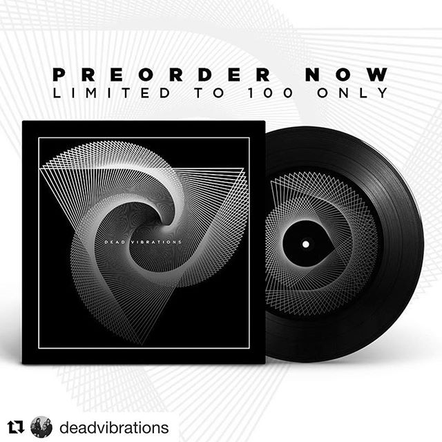 #Repost @deadvibrations with @repostapp ・・・ BOOOOM! EXCLUSIVE PREORDER LIMITED TO 100 COPIES! LINK IN BIO 💣💣 -------------------- #DeadVibrations #Vinyl #LazyOctopus #Swirl #VinylJunkie