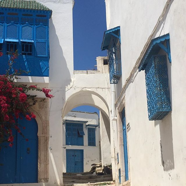 #sidibousaid #blue #tunisie #traditional #charming #beauty