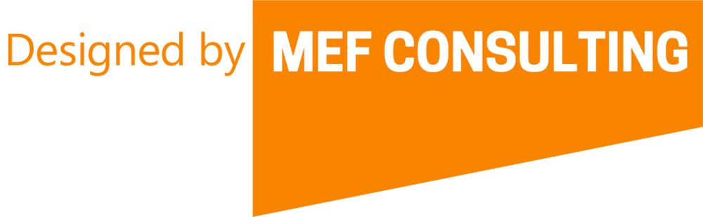Desgined by MEF Consulting