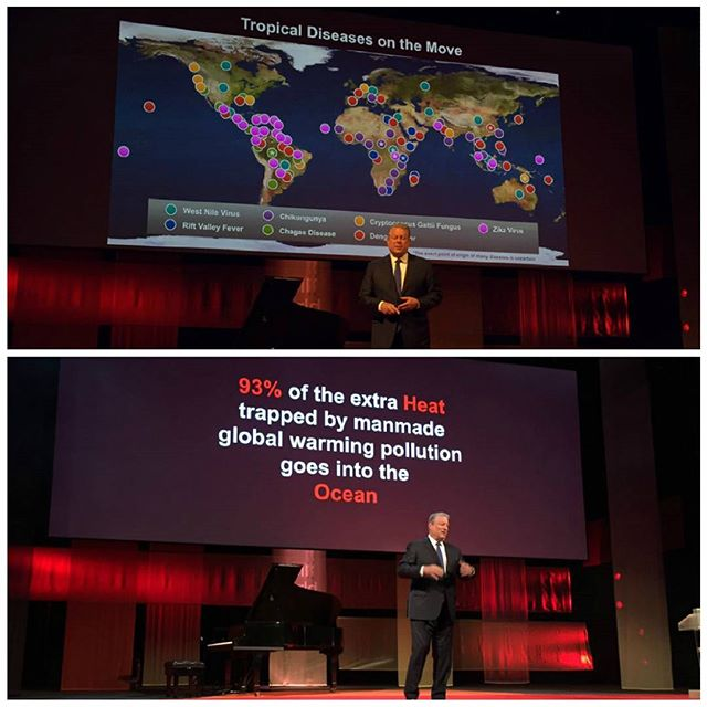We're honoured to have been invited to the Skoll World Forum hosted by The Skoll Foundation. Listening to Al Gore speak on ‪#‎climatechange‬. ‪#‎skollwf