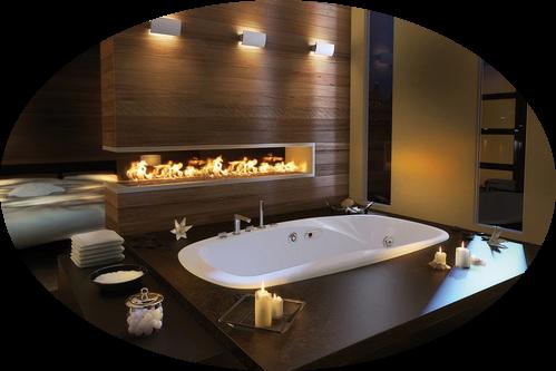 Bath and Tub Spaces