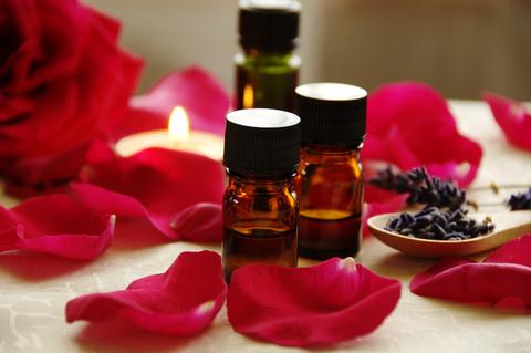 Rose Essential Oil -
