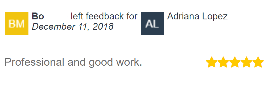 HAPPY CLIENT FEEDBACK FOR HOUSE CLEANING.PNG