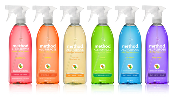 green cleaning products by Sparkly Maid Palatine