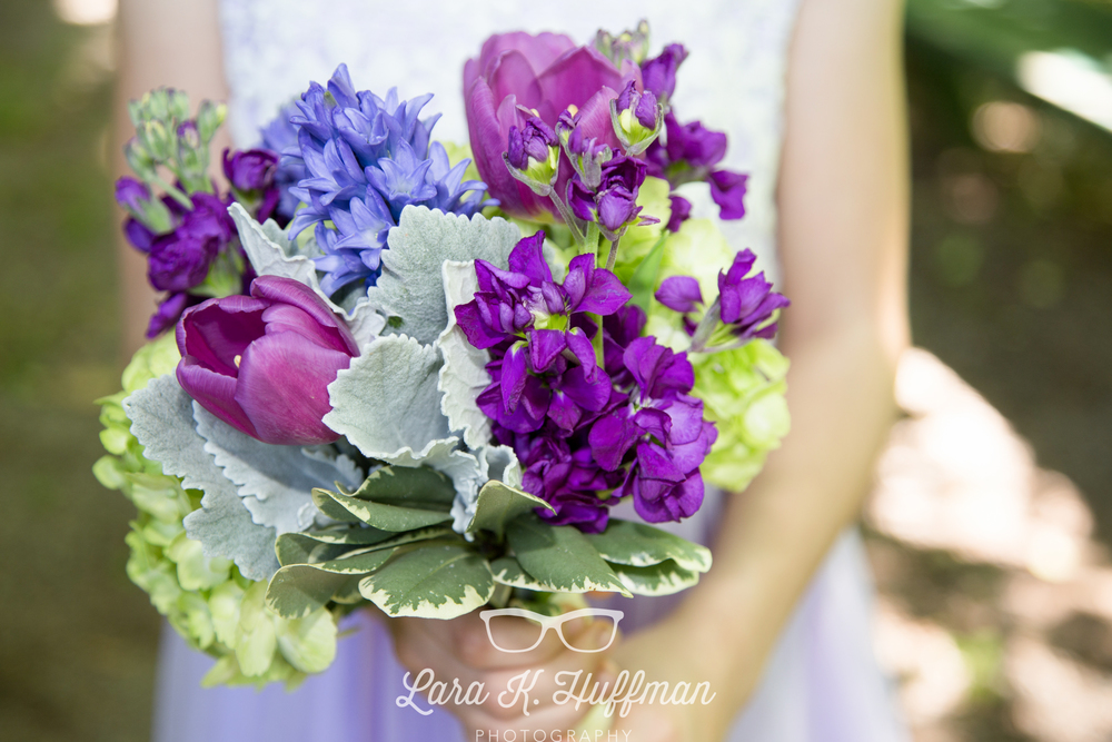 Flower Girl Bouquet