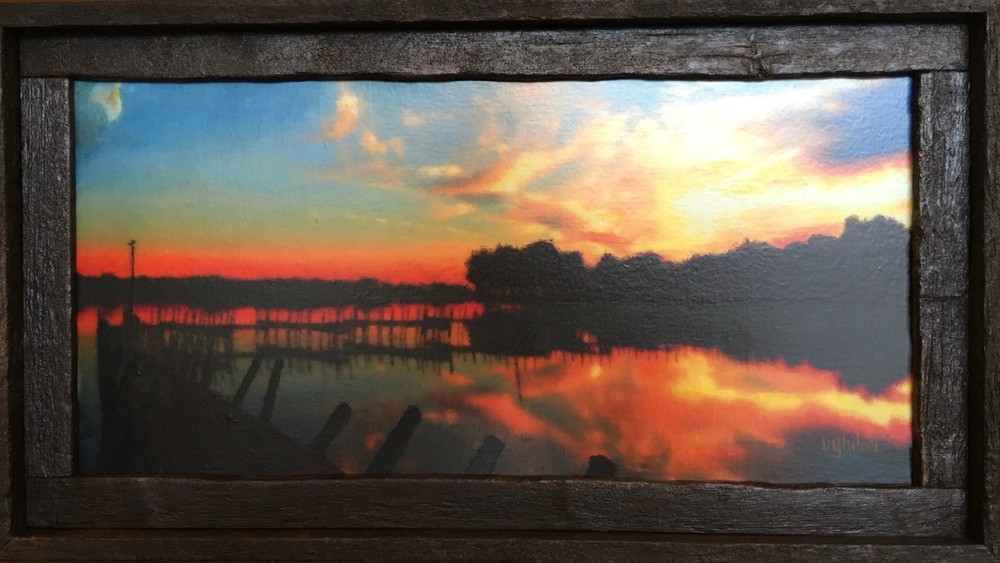 Dave+Ghiloni+Bucke+Lake+Sunset+36x18+OoC.jpg