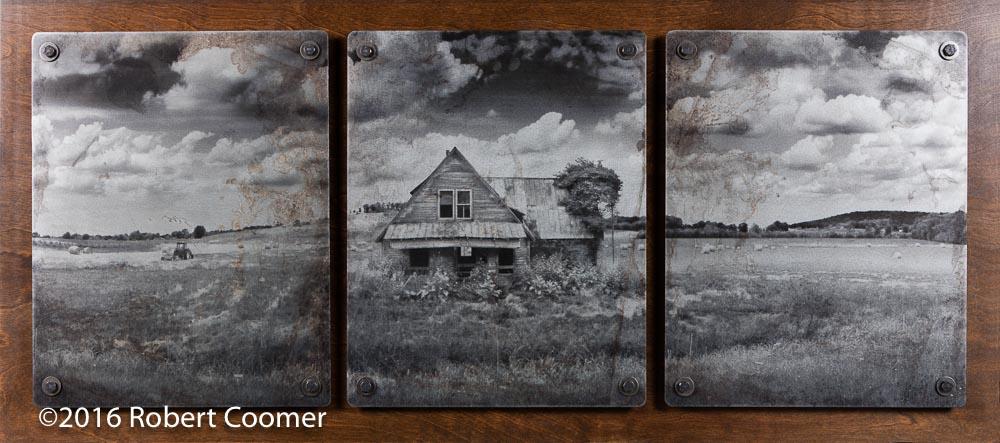 RobertCoomer_Hayley_AbandonedMonticello_TriptychSteel_54x24.jpg