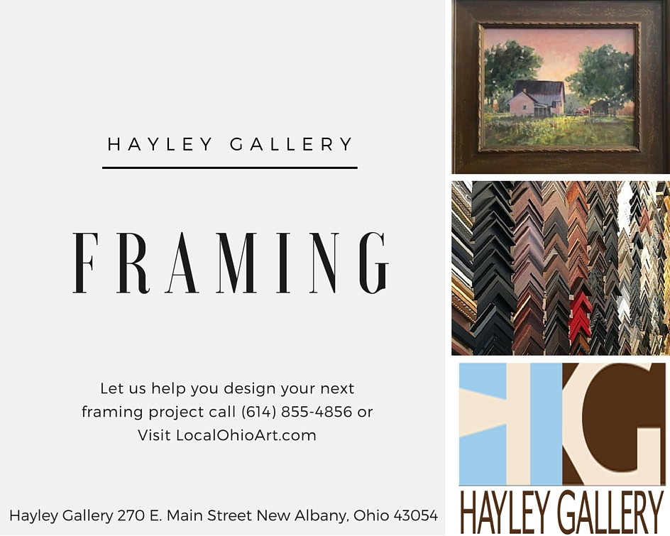Hayley Gallery New Albany Custom Picture Framing