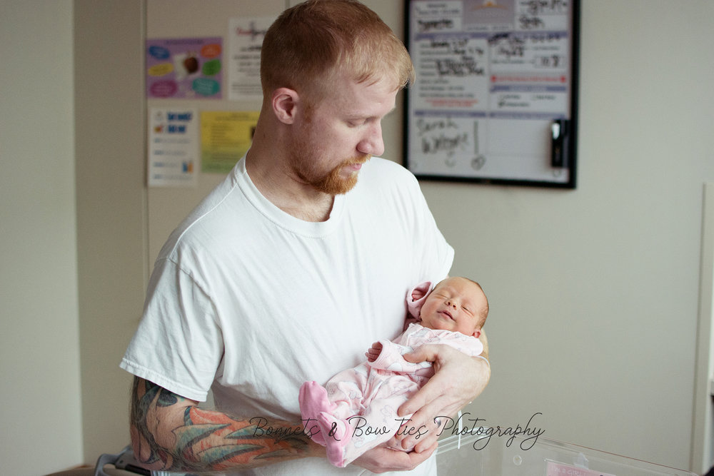 daddy-baby-girl- photo