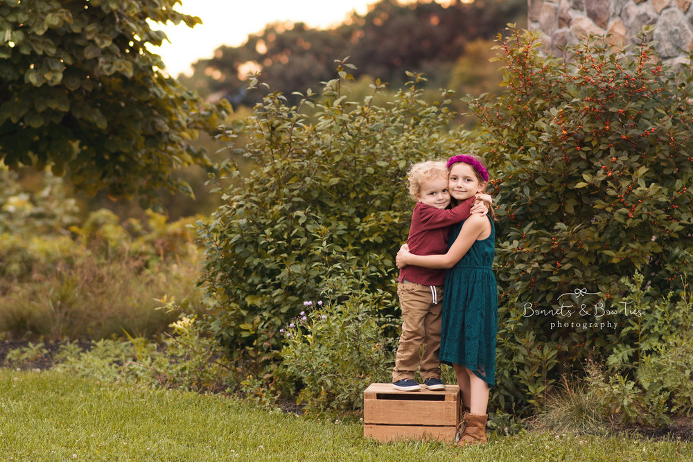 family photography fall sessions
