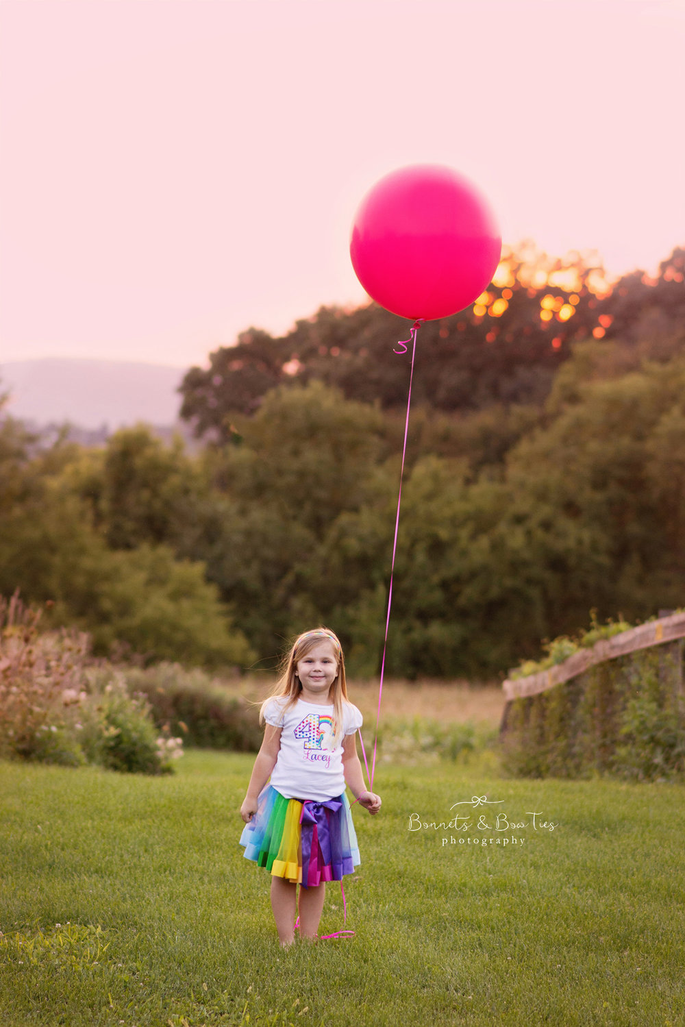 birthday photo shoot with pink balloon.jpg
