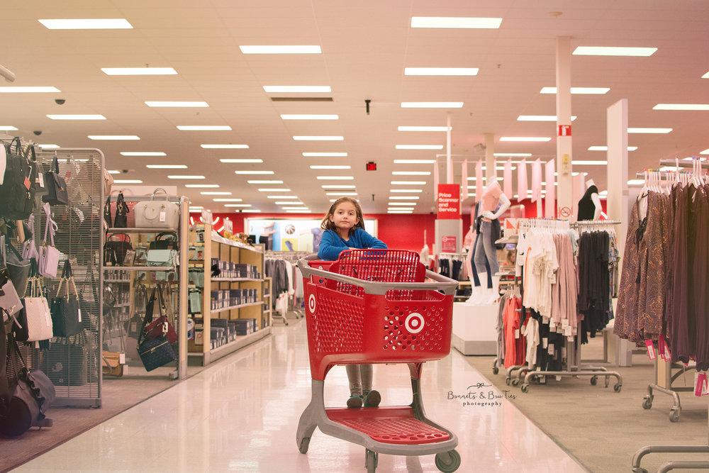 little girl shopping at Target.jpg