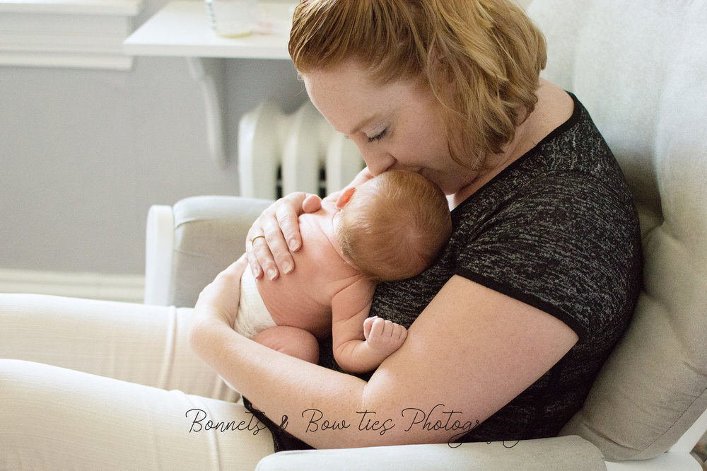newborn baby and mother york pa.jpg