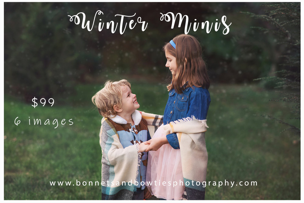winter mini photo sessions in york pa