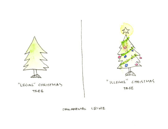 Ornament and Crime (Adolf Loos) - Original Comic