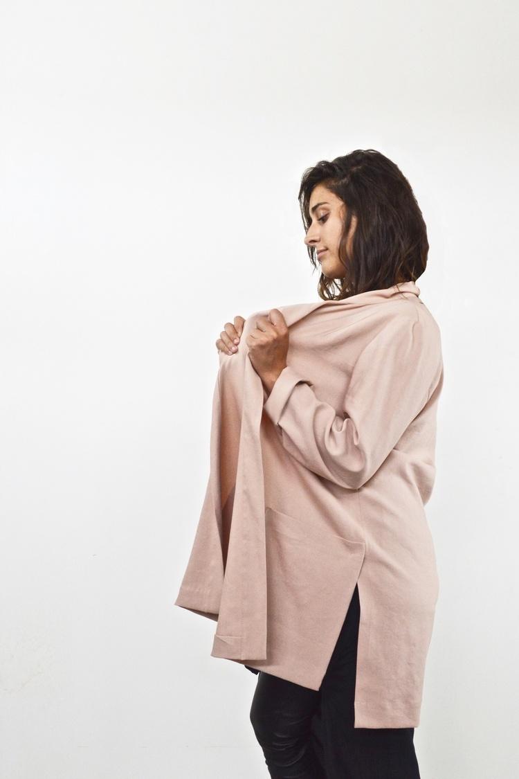 Lucinda Jacket // $180 // 9 produced