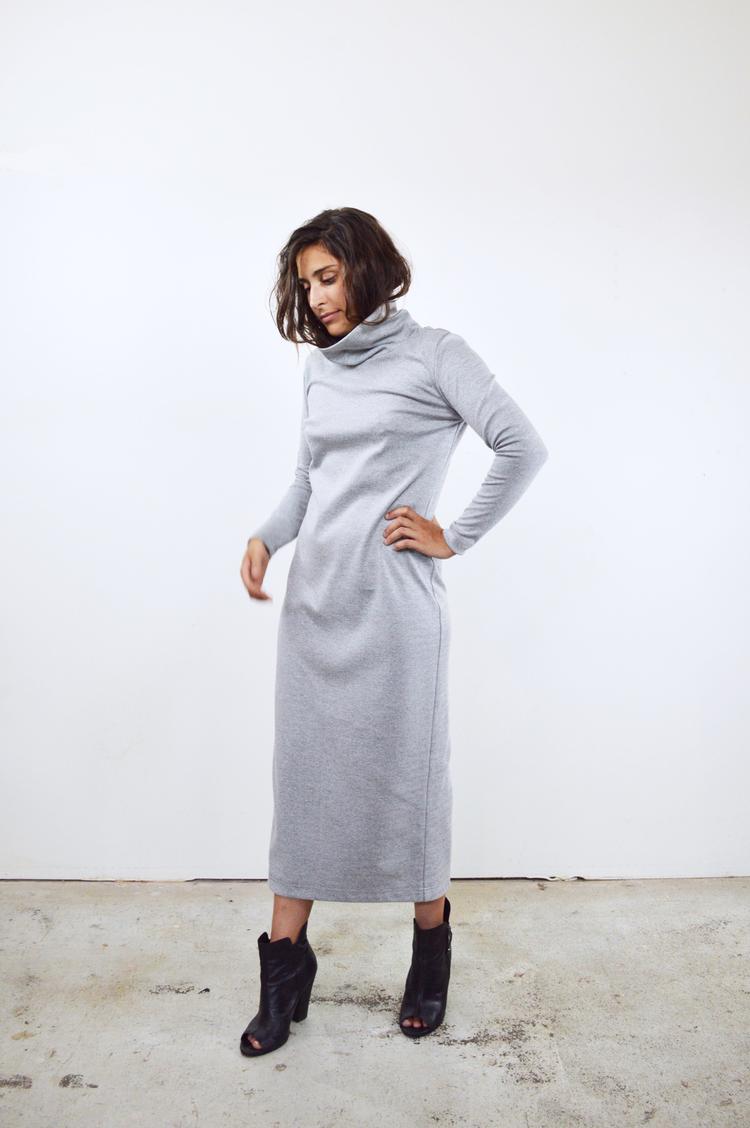Nina Knit Dress // $120 // 15 produced
