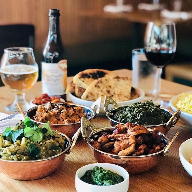 Namaste! We're doing a special 3-Course Indian Dinner on Tues, October 23rd. Limited seating, click the link in bio for the what, why, how!