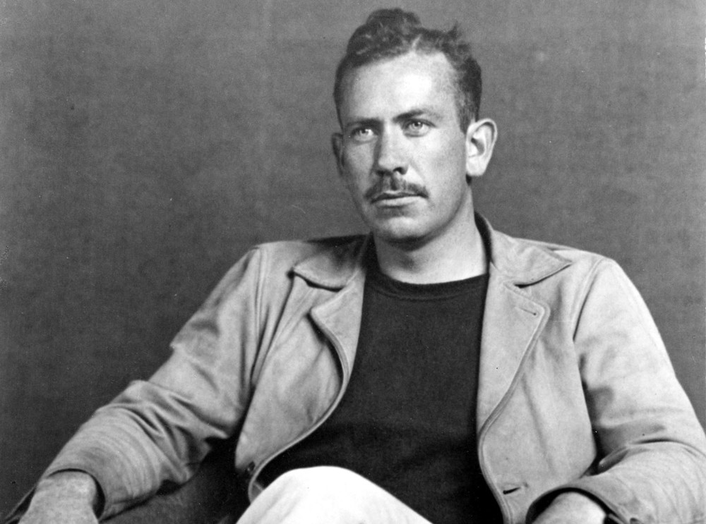 Thoughts on Writing Blog - Stephen J. McConnell - Steinbeck Image