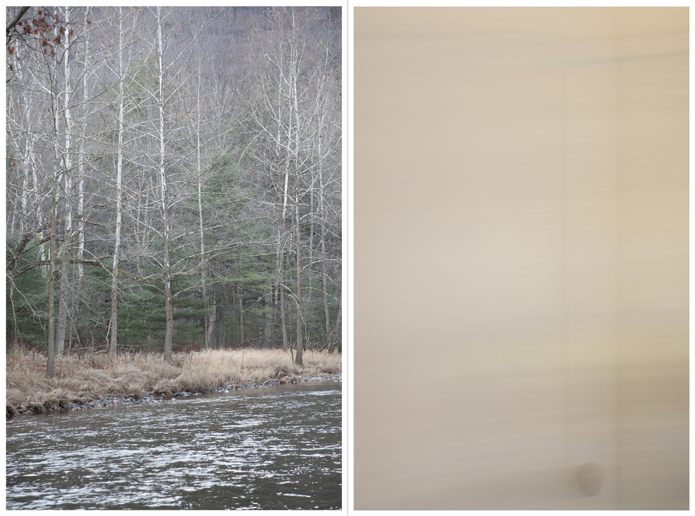 "to return: Waterville, Inkjet Photograph, 48"" X 36,"" 2015."