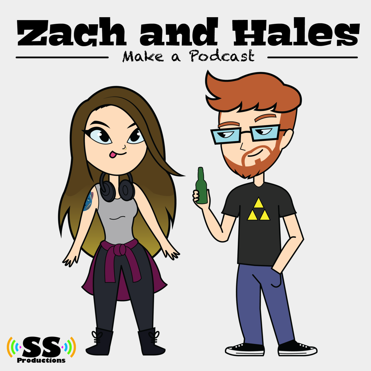 Zach and Hales Make a Podcast
