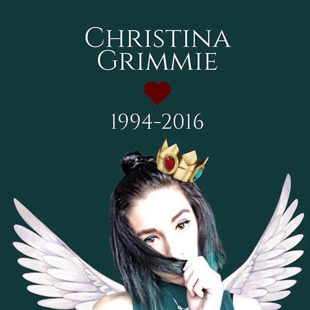 RIP #prayforgrimmie #prayforchristina